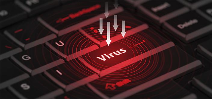 Virus Stockimage