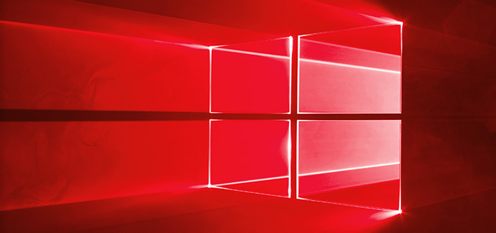 Windows 10 Redstone Logo